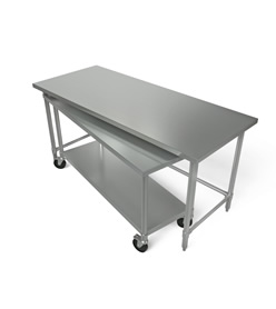 Nested Work Tables